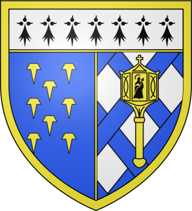 Locminé coat of arms